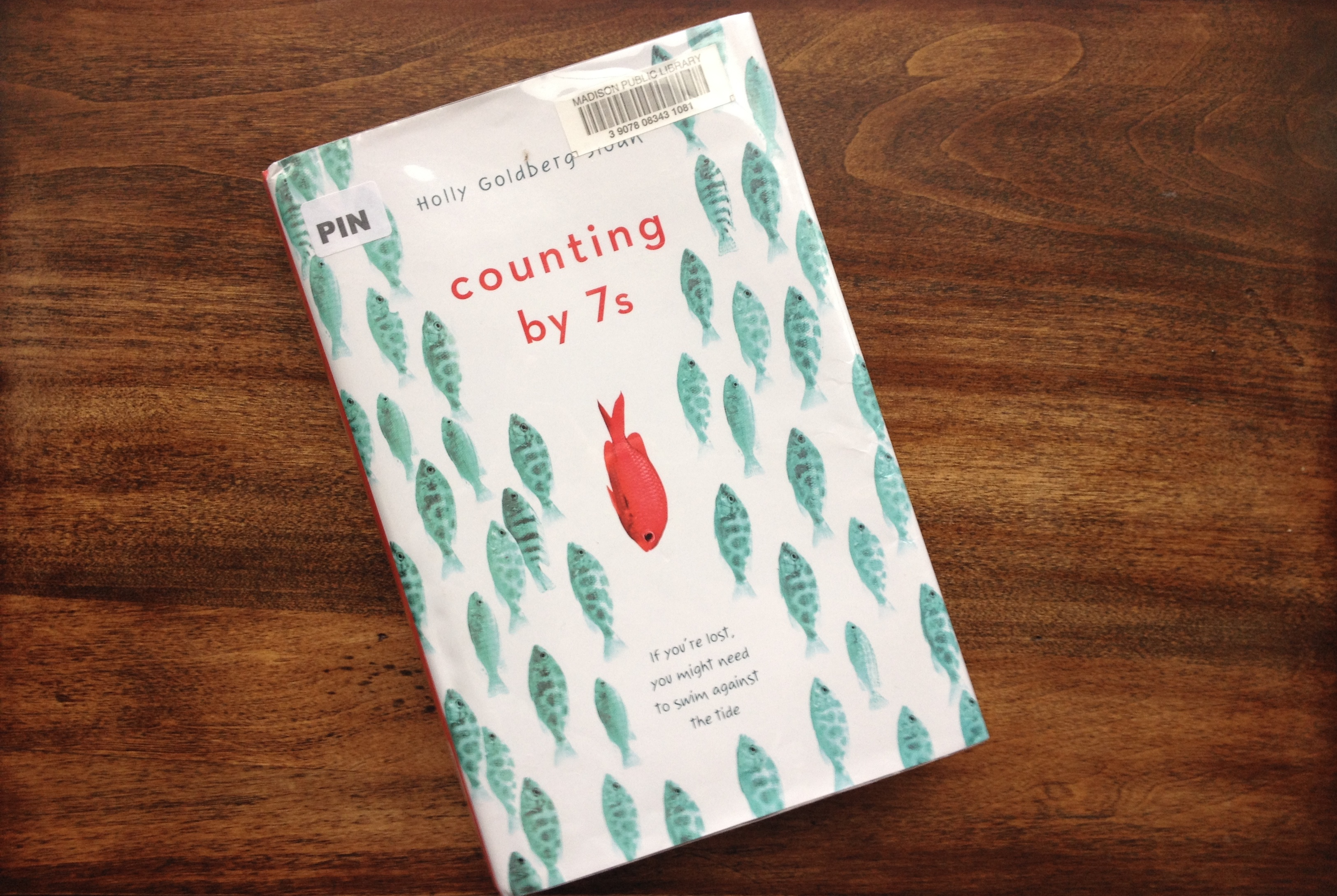 Story In Review Counting By 7s By Holly Goldberg Sloan