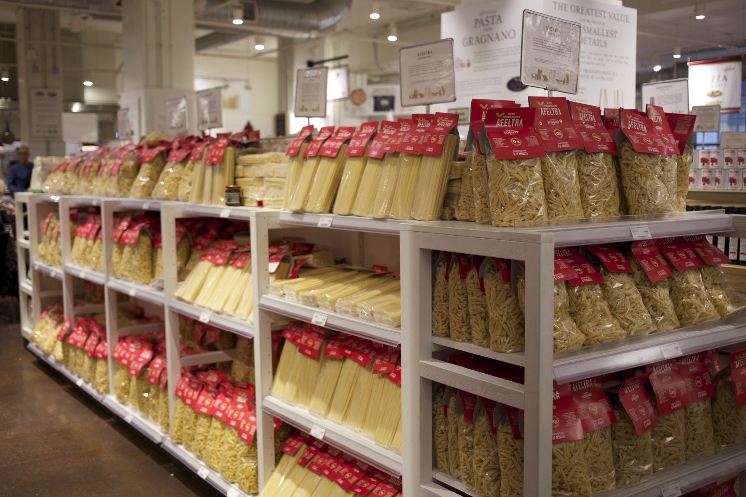 Eataly, Chicago | Inkwells & Images