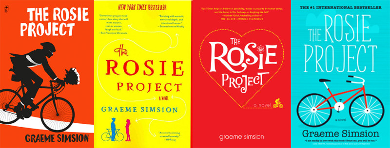 The Rosie Project Graeme Simsion | Inkwells & Images