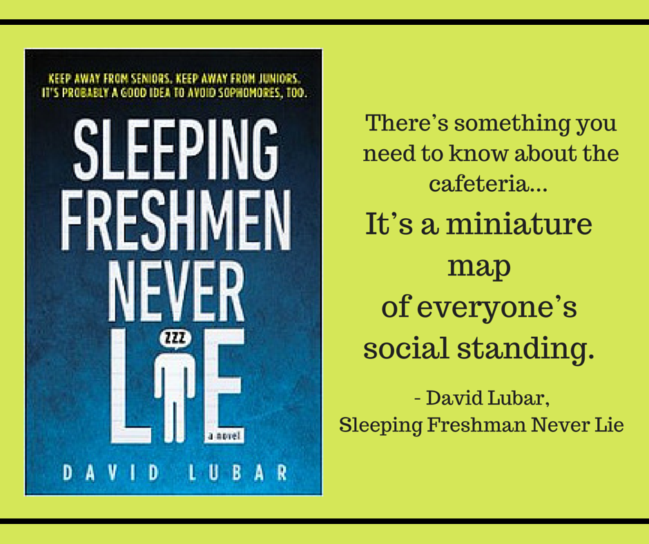 sleepinf freshman never lie wesley essay Sleeping freshmen never lie has 8391 ratings and 1192 reviews amanda said:  i absolutely adored this book from your first glance at the title, you are.